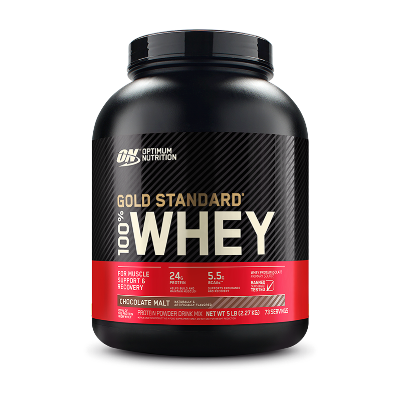 100% Whey Gold Standard 5 lbs (Whey Protein)