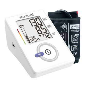 Accumed Digital Blood Pressure Set