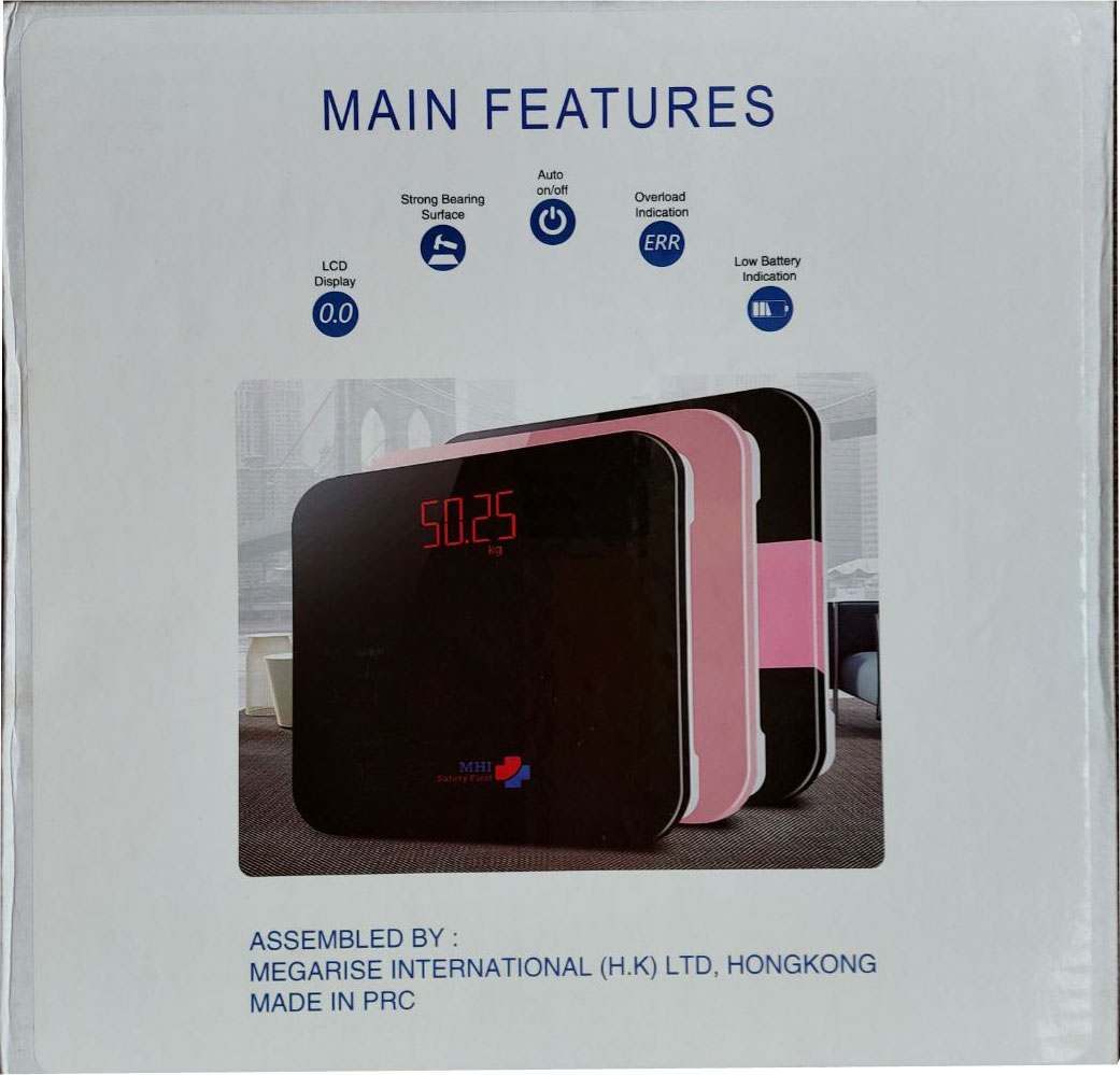 Digital Weighing Scale MHI