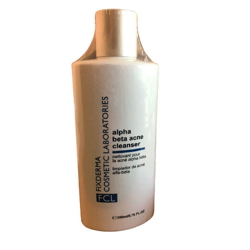 Alpha beta acne cleanser 200 ml