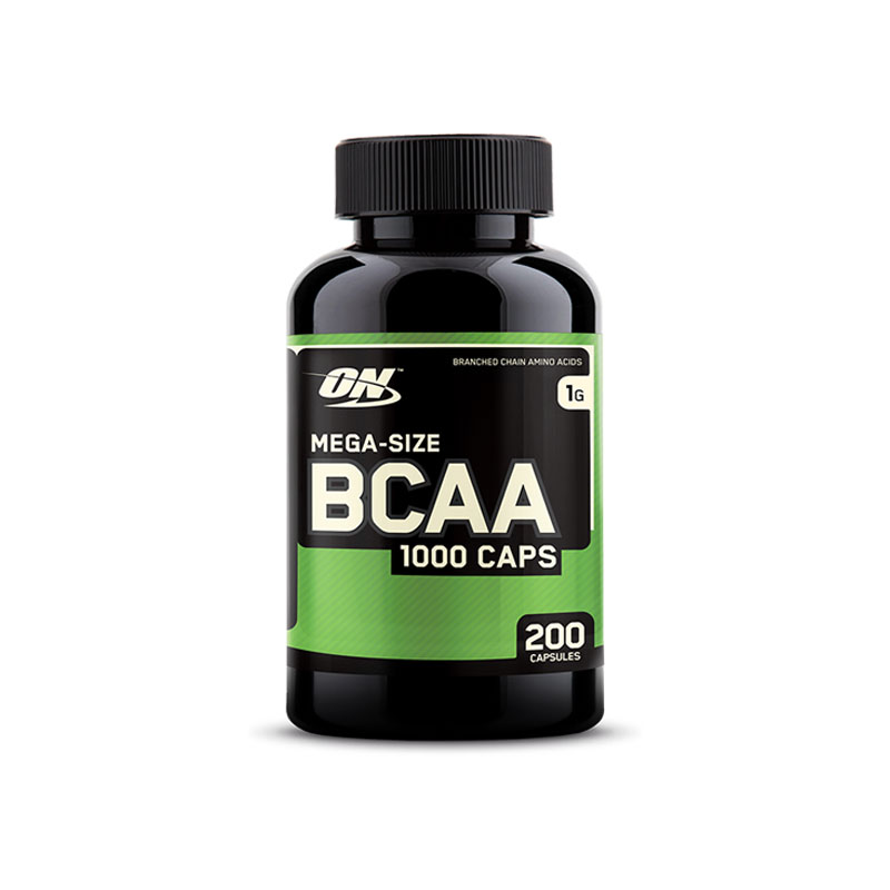 BCAA 1000 Caps 200 Caps (Strength & Recovery)