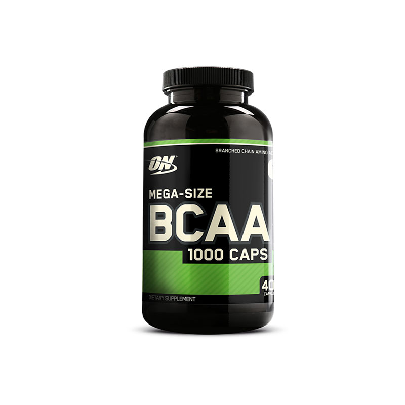 BCAA 1000 Caps 400 Caps (Strength & Recovery)