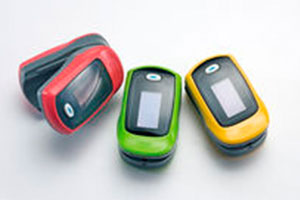 Finger Type Pulse Oxymeter (Brand: BIOLIGHT)