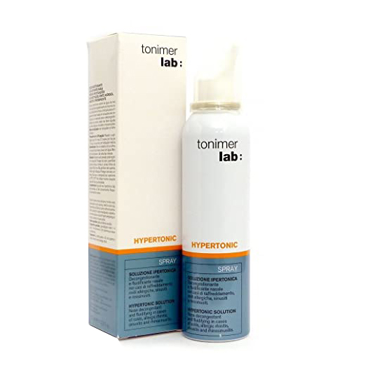 Tonimer lab hypertonic spray